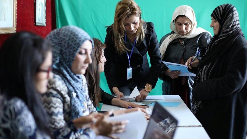 Suriye 7 yılın ardından ilk yerel seçimini yapmaya hazırlanıyor