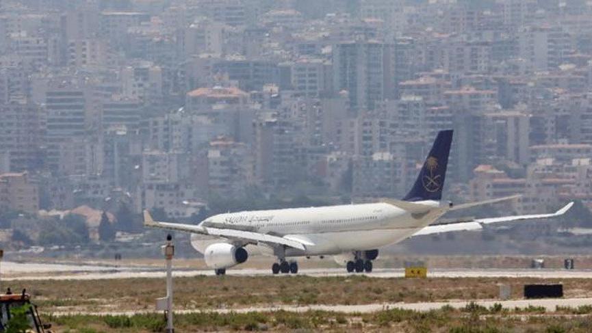 Suudi Arabistan Hava Yolları Kanada'ya uçuşları yasakladı