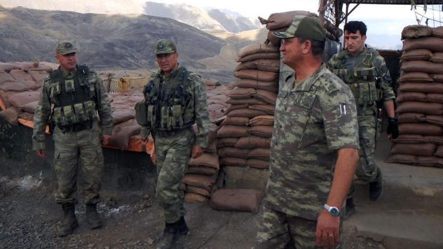 2. Ordu Komutanı Korgeneral İsmail Metin Temel Orgeneralliğe terfi ettirildi