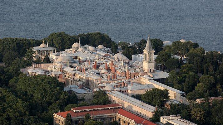 Topkapı Sarayı'nın müze alanı restorasyon ile birlikte 5 katına çıkıyor