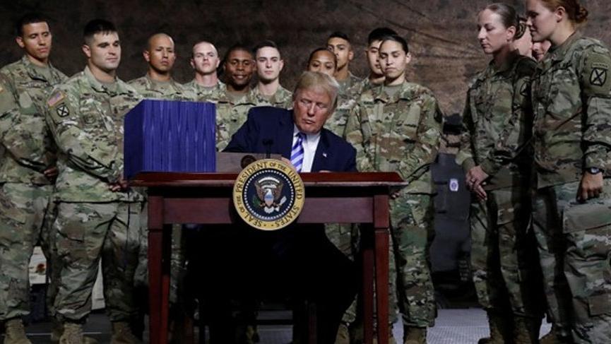 ABD Başkanı Trump F-35'ler hakkında kararını verdi