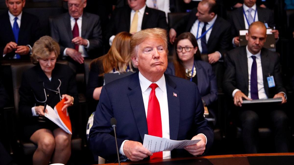 Başkanlığının en korkunç günü! Trump için azledilme sesleri...