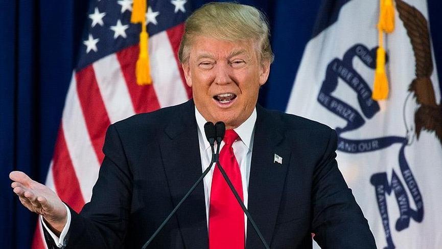 Trump işsizliğin gerilediğini ve ABD ekonomisinin büyüdüğünü açıkladı