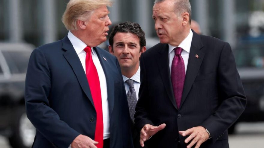 Trump'a AB'den tepki: Acımasız