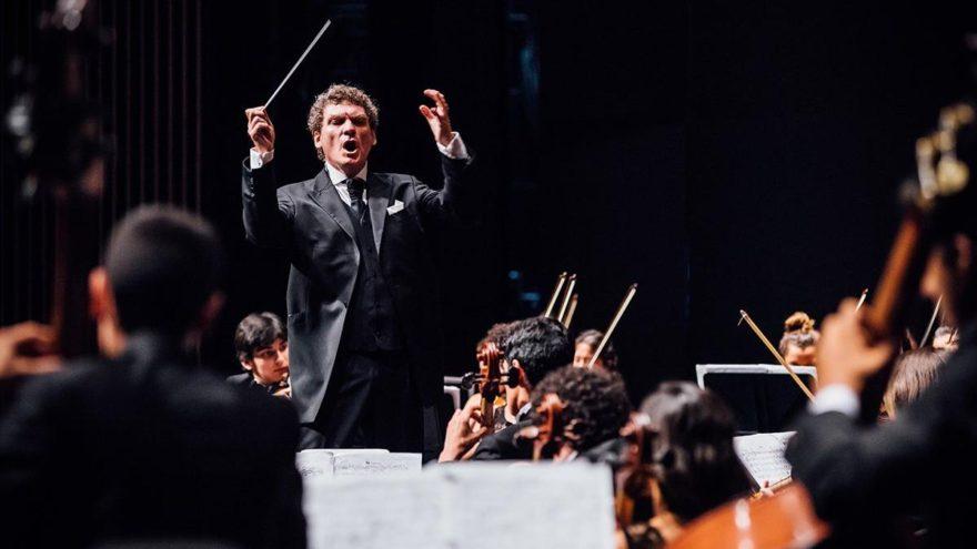 Türkiye Gençlik Filarmoni Orkestrası'ndan yoğun konser maratonu