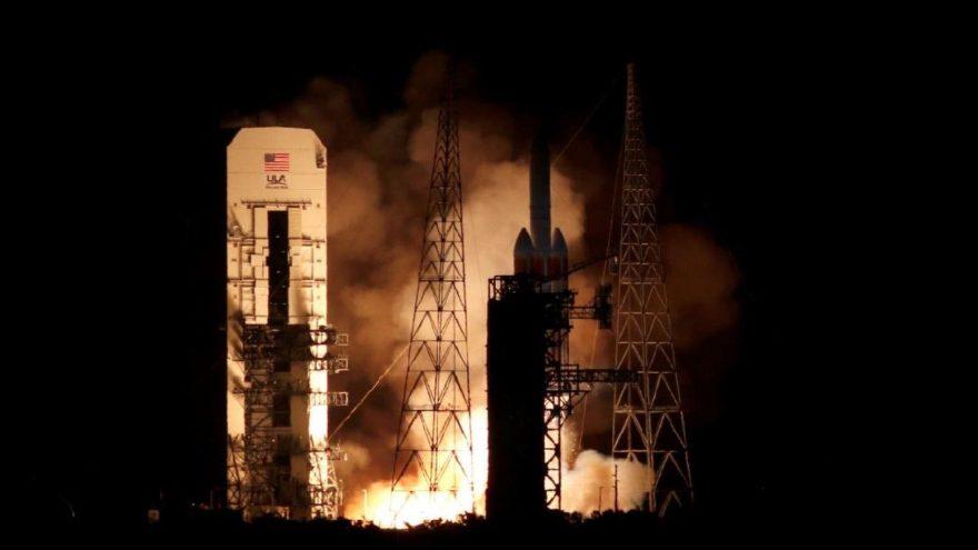 NASA'nın beklenen uydusu fırlatıldı