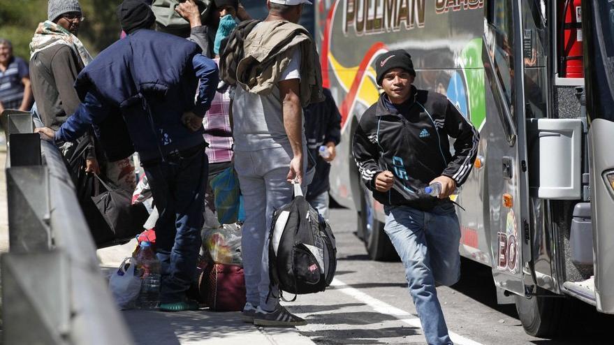 Venezuela, ekonomik krizden kaçıyor... Komşu ülkelere akın akın sığınıyorlar