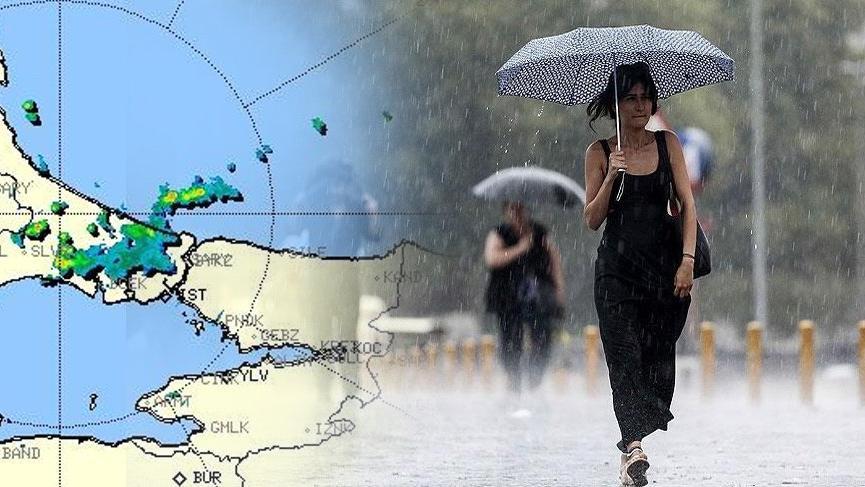 Meteoroloji'den İstanbul'a yağmur uyarısı! İşte yurttan son hava durumu haberleri…