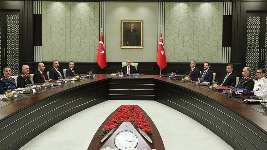 YAŞ kararları açıklandı: Afrin komutanlarına terfi