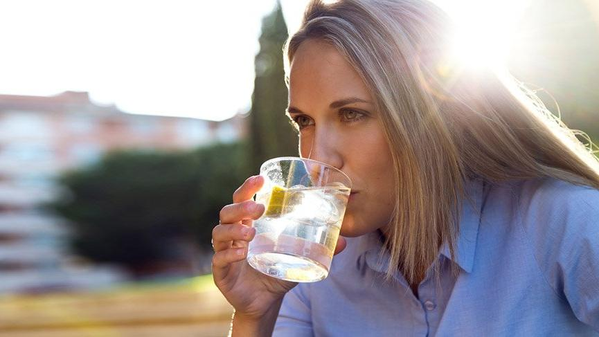 Buzlu içeceklerde ishal tehlikesi
