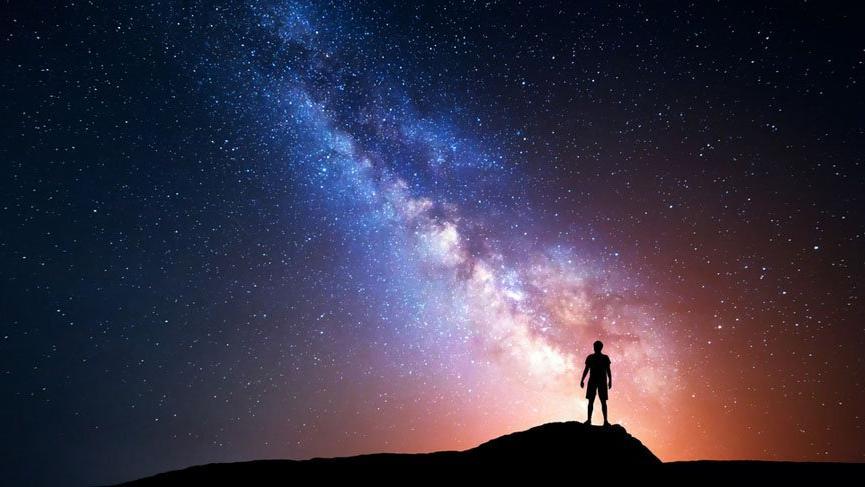 Yıldızların altında…