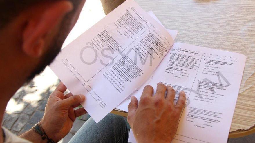 YKS soruları ve cevapları yayınlandı…Cevap kağıdı nasıl görüntülenir? İşte ayrıntılar...