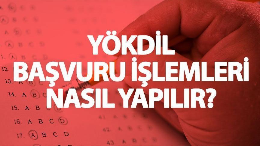 YÖKDİL sınav başvuruları bugün başladı! YÖKDİL sınav değerlendirmesi ve geçerlilik süresi…