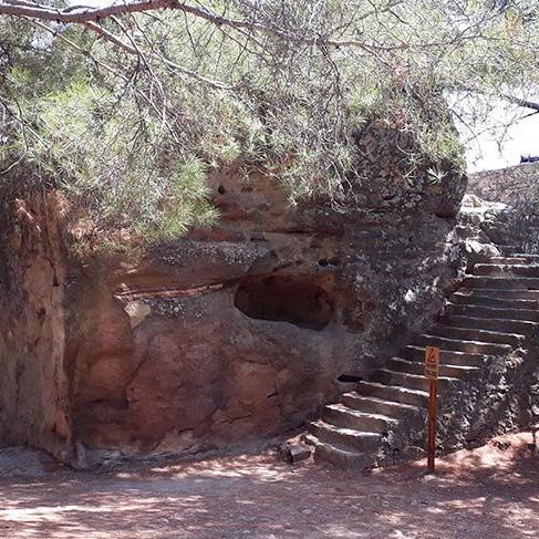 Zeus ile Hera'nın aşkına şahit: Zeus Altarı