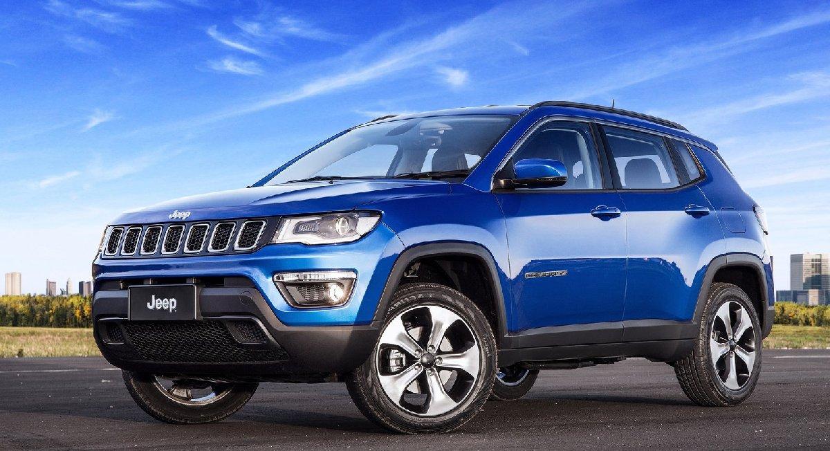 Jeep markasının Avrupa'daki en önemli modellerinden biri, Compass.