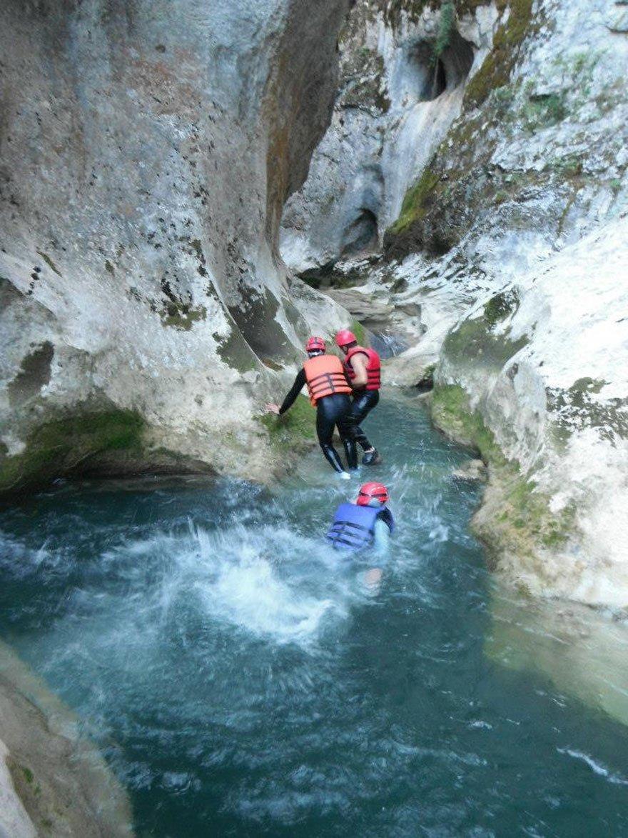 Valla Kanyonu, Dünyanın en büyük 2'inci kanyonu olarak biliniyor.
