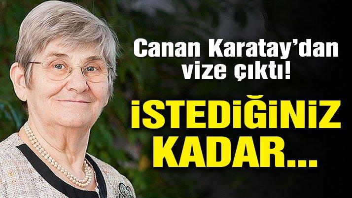 Prof. Dr. Canan Karatay: Kırmızı et, yağıyla beraber yendiğinde faydalı