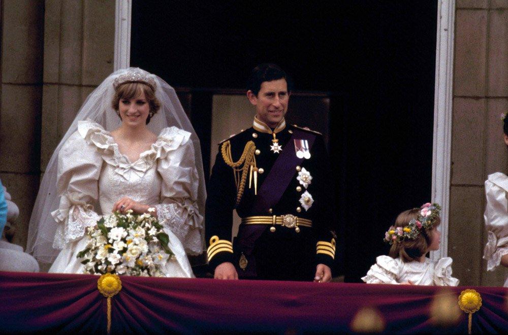 Diana düğünü iptal etmek istese de kraliyet buna müsaade etmemiş...