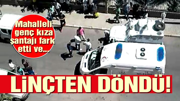 Diyarbakır'da tacizciye linç girişimi