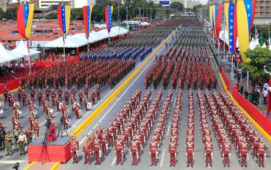 Fotoğraf, Maduro'nun Twitter hesabından alınmıştır.