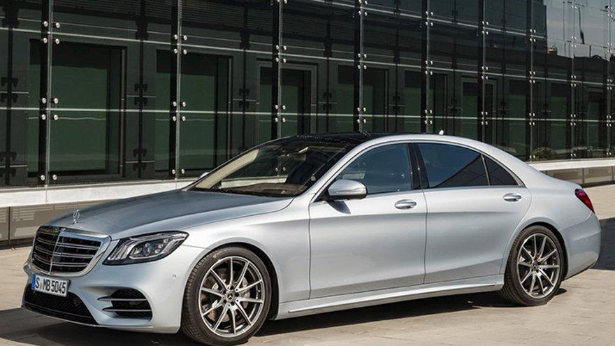 Mercedes-Benz 2018 S-Class