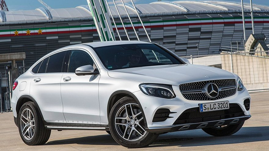 Mercedes-Benz 2017 GLC Coupe