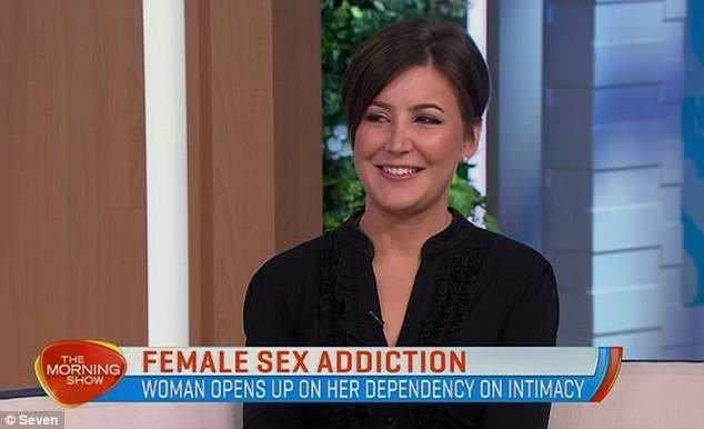 Nadia Bokody, sık sık televizyona çıkıp, cinsellik konusunda uyarı ve tavsiyelerde bulunuyor.