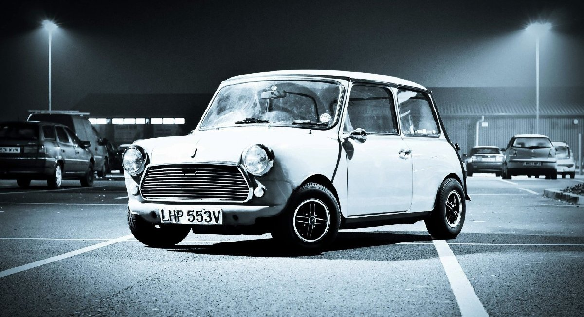 old-mini-cooper-kopya
