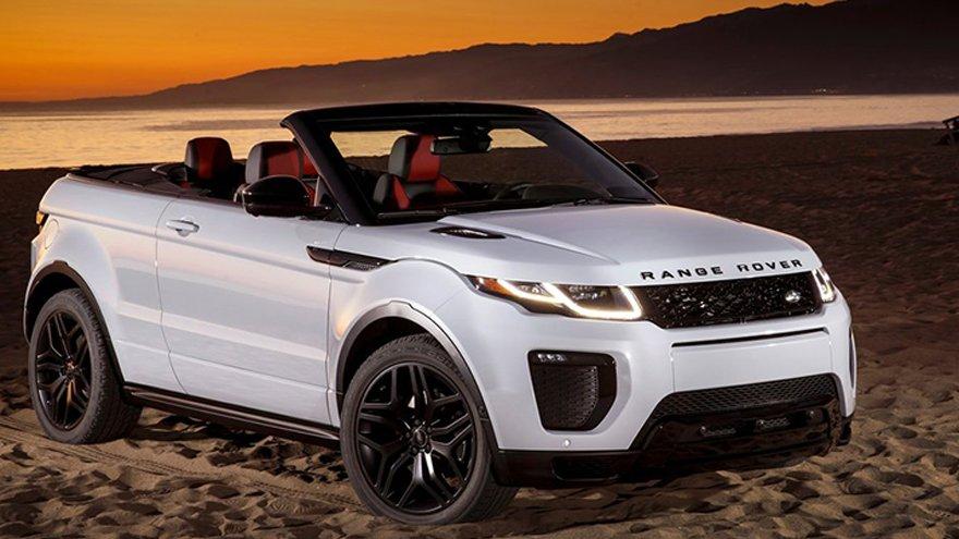 Land Rover 2017 Range Rover Evoque Convertible