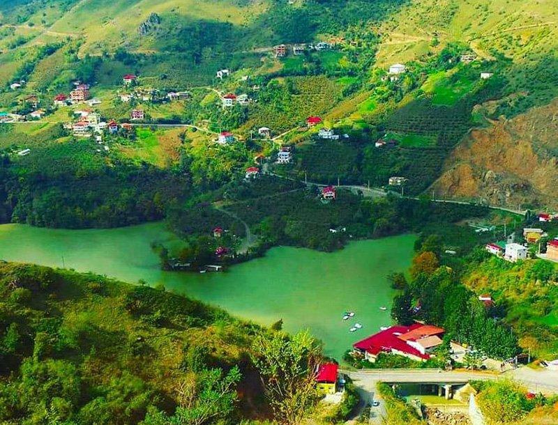 Sera Gölü'nün eski hali foto: DHA