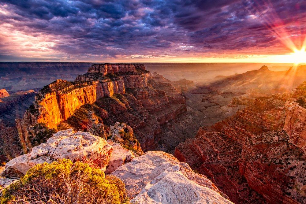 Büyük Kanyon - Foto: Shutterstock