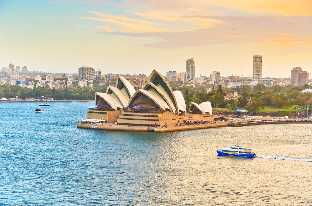 Sydney Opera Evi - Foto: Shutterstock