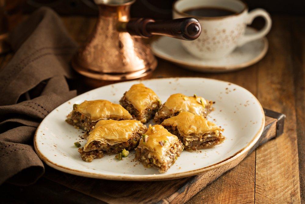 Baklava kültürümüzün en önemli tatlıları arasında ilk sıralarda yer alıyor. Foto: Shutterstock