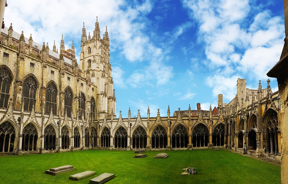 Canterbury Cathedral - Foto: Shutterstock
