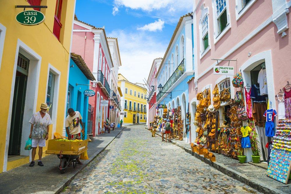 Pelourinho - Foto: Shutterstock
