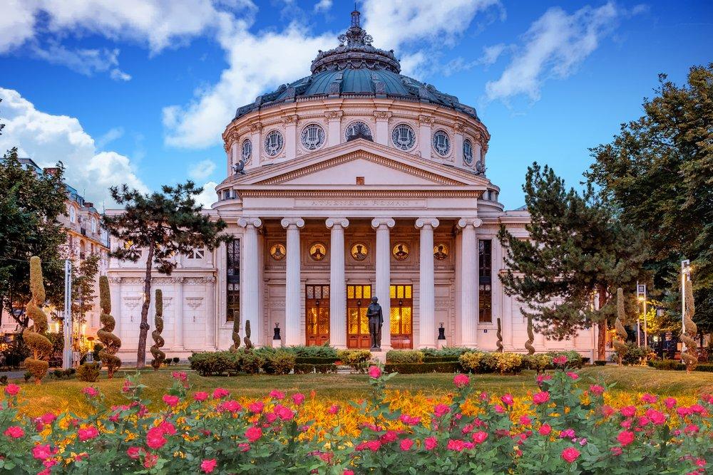 Ateneum Konser Salonu - Foto: Shutterstock