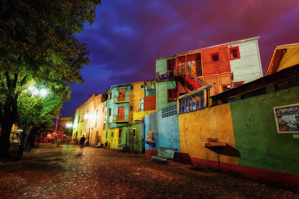 La Boca - Foto: Shutterstock