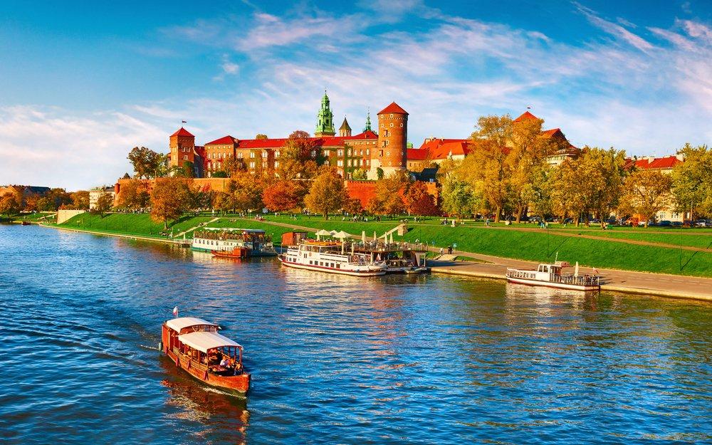 Wawel Kalesi - Foto: Shutterstock