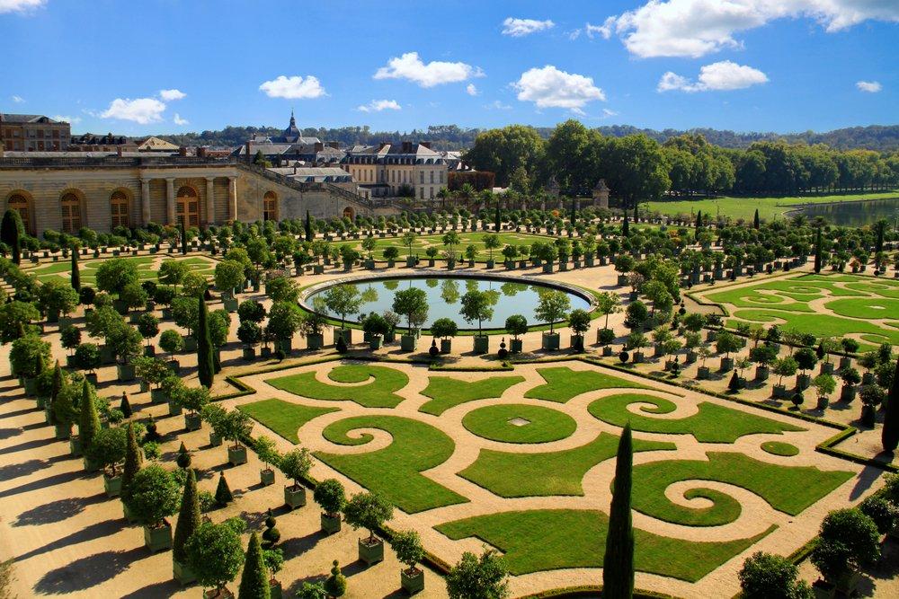 Versay Bahçeleri - Foto: Shutterstock