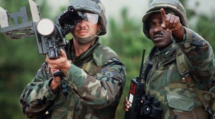 ABD yapımı hava savunma silahı Stinger birçok savaş alanında kullanılıyor. Reuters