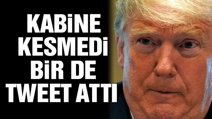 Son dakika… ABD Başkanı Donald Trump'tan flaş Türkiye açıklaması