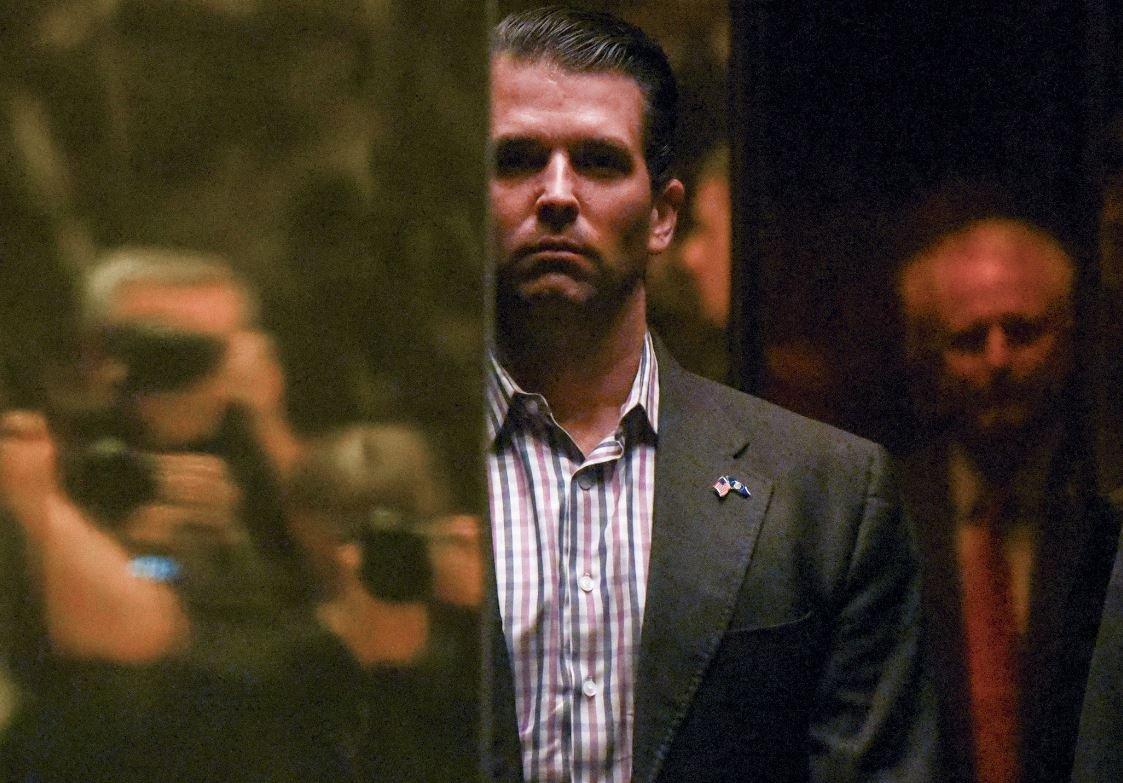 Trump, oğlu hakkındaki iddiaları ilk kez doğruladı.