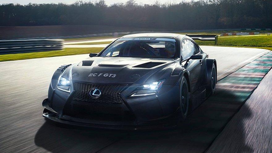Lexus 2017 RC F GT3