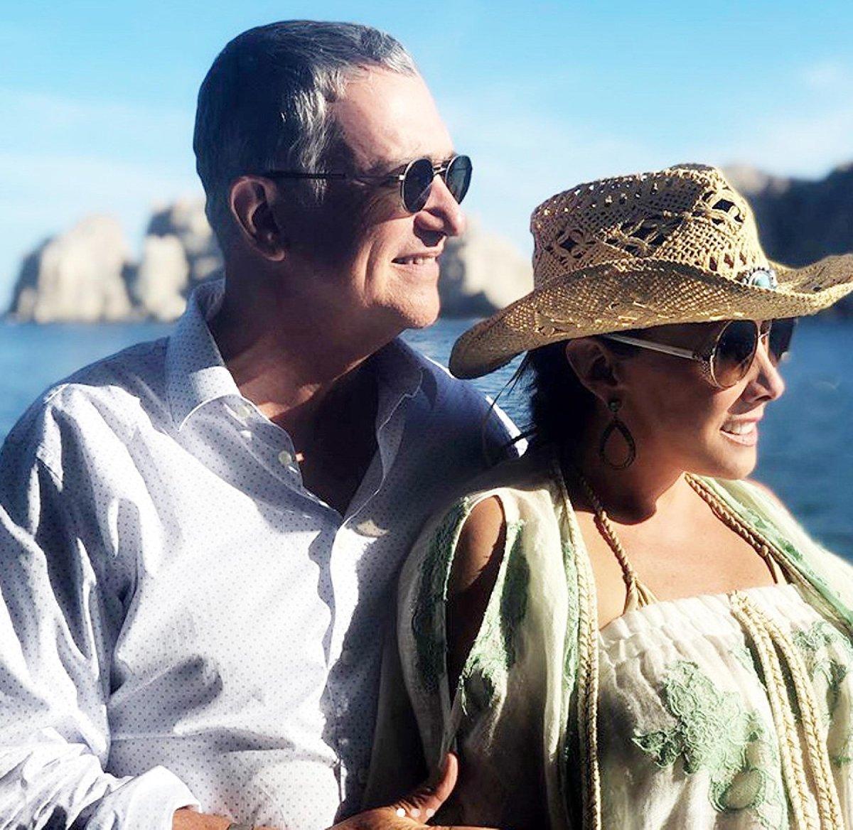 Meksikalı milyarder ve moda tasarımcısı eşi. Fotoğraf/DHA