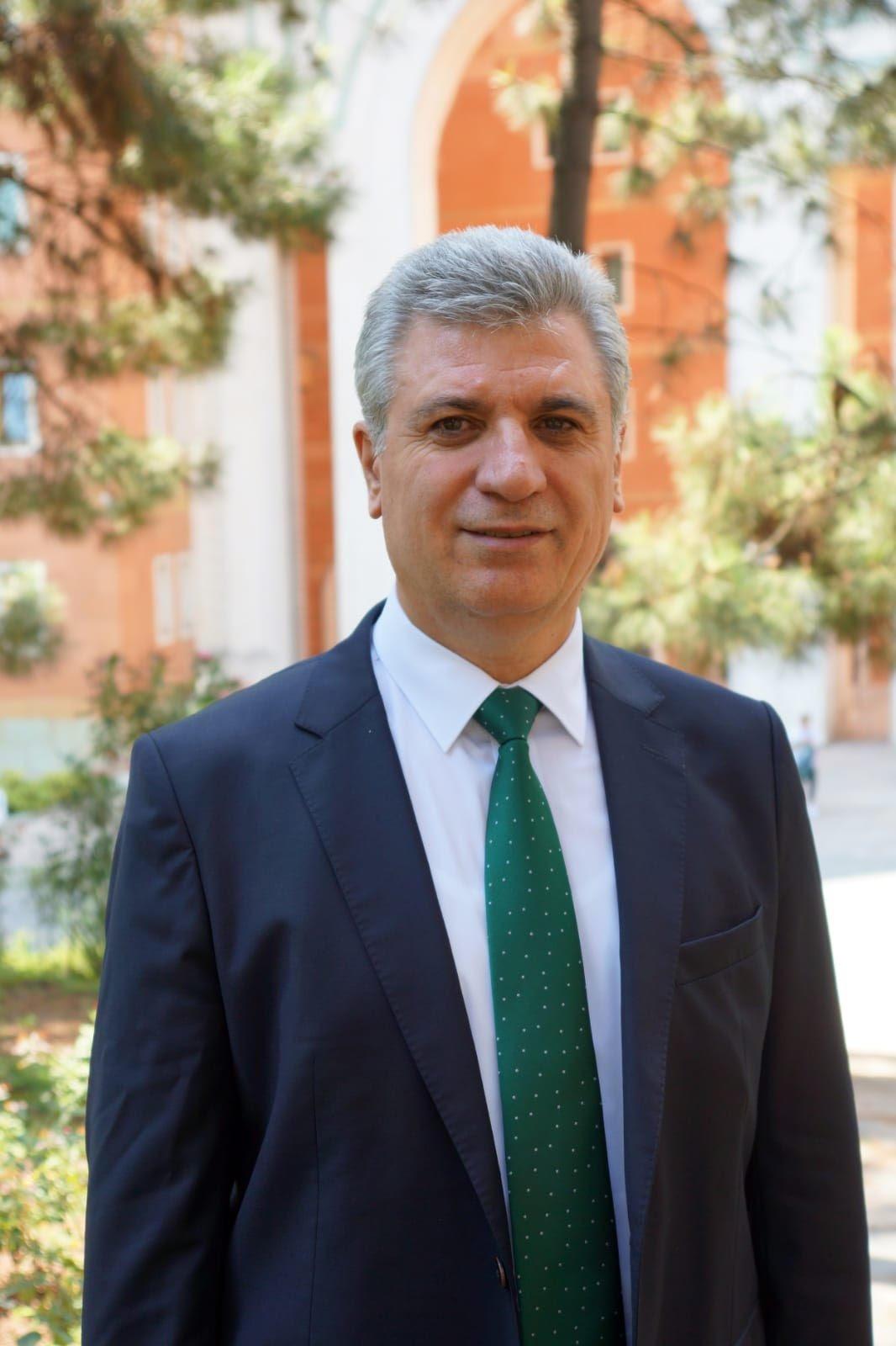 Prof. Dr. Fikrettin Şahin