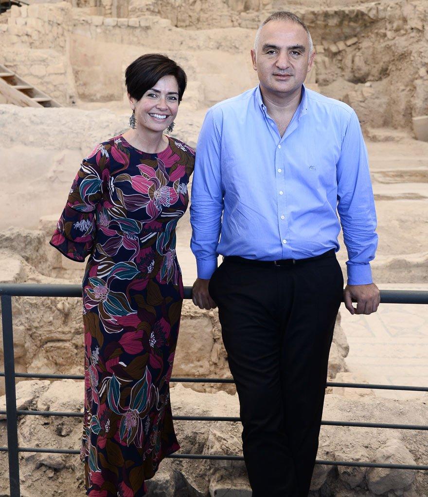 Kültür ve Turizm Bakanı Ersoy: Göreve gelirken Değişmeyin, değiştirin' dediler, bunu yapıyorum 80
