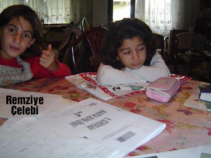 Remziye, İstanbul'da yaşamaya başladığında 8 yaşındaydı. Türkçe'yi Darüşşafaka'da öğrendi. Başarılı bir öğrenci oldu.