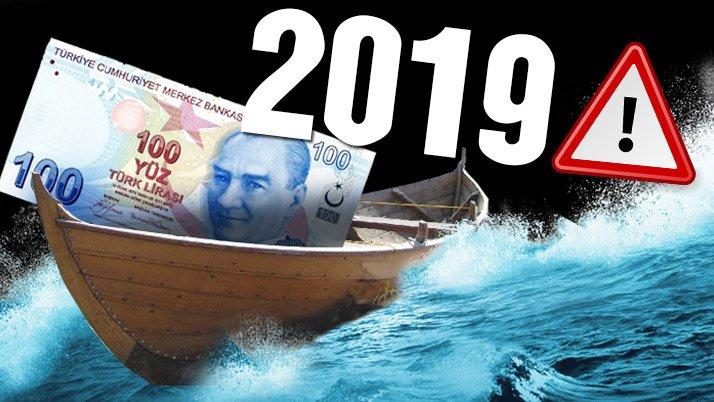 Türkiye'nin zor yılı: 2019