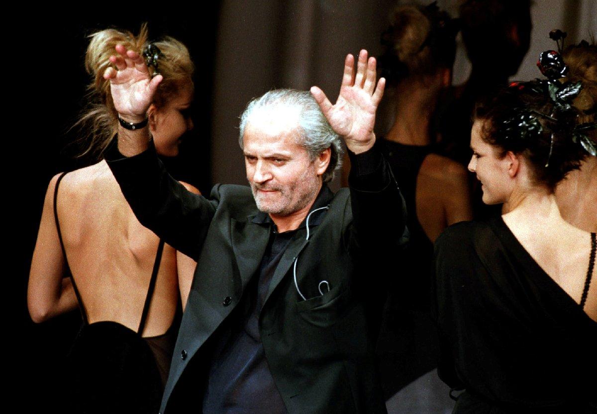 Gianni Versace, markayı 1978 yılında kurmuştu.