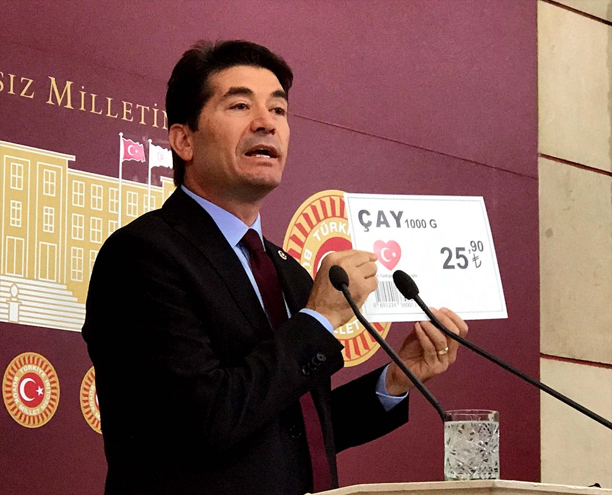 CHP Trabzon Milletvekili Ahmet Kaya